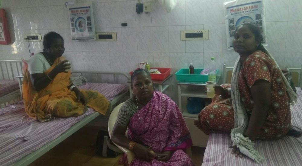Glutam Camp, Tiruchirappalli