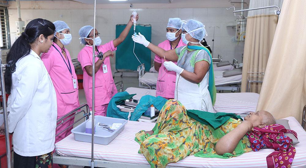 Nurses Training Cum Book Launch Programme, Aurangabad