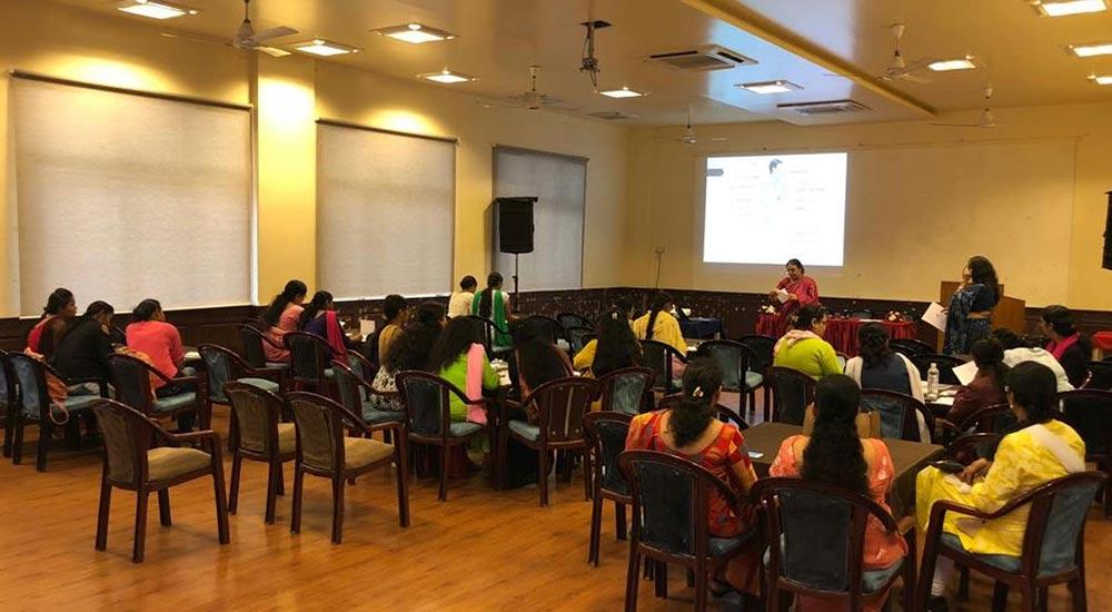 Nurses Training cum Book Launch Program, Maharashtra