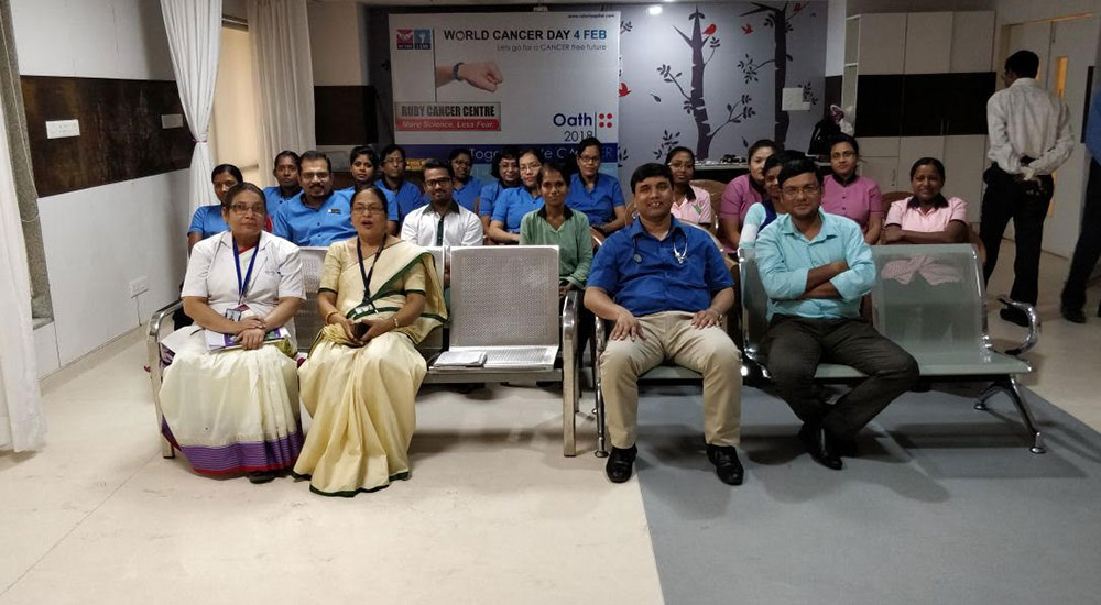 Nurses Training cum Book Launch Programme, Kolkata