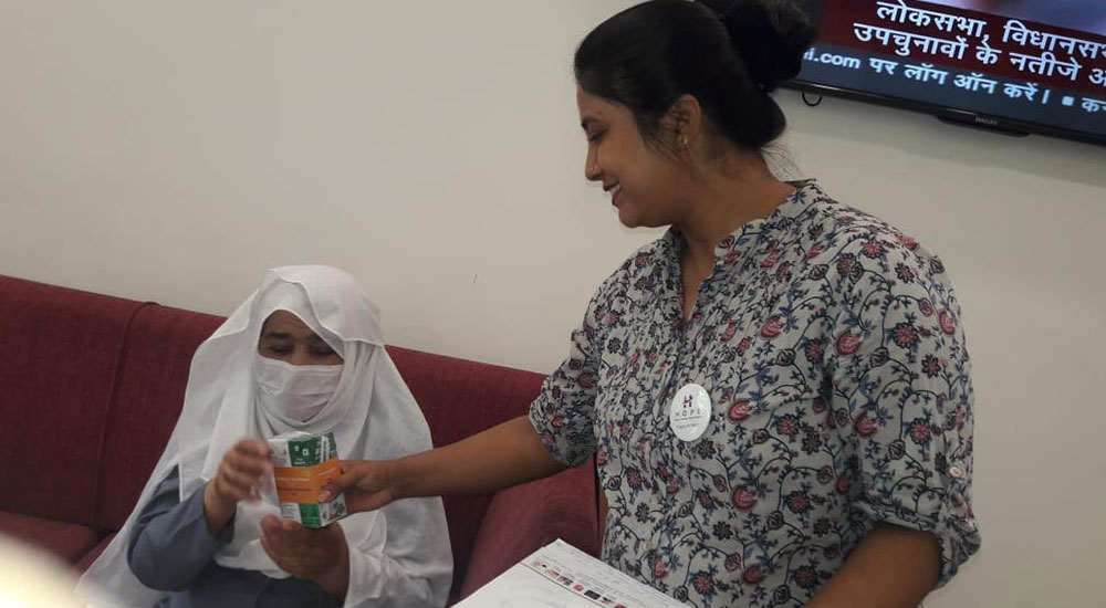 National Cancer Survivor Day at Hope Clinic, New Delhi