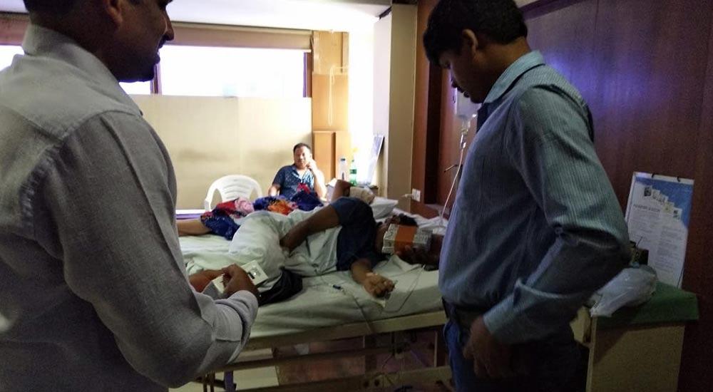 National Cancer Survivor Day at Asian Institute of Gastroenterology, Hyderabad