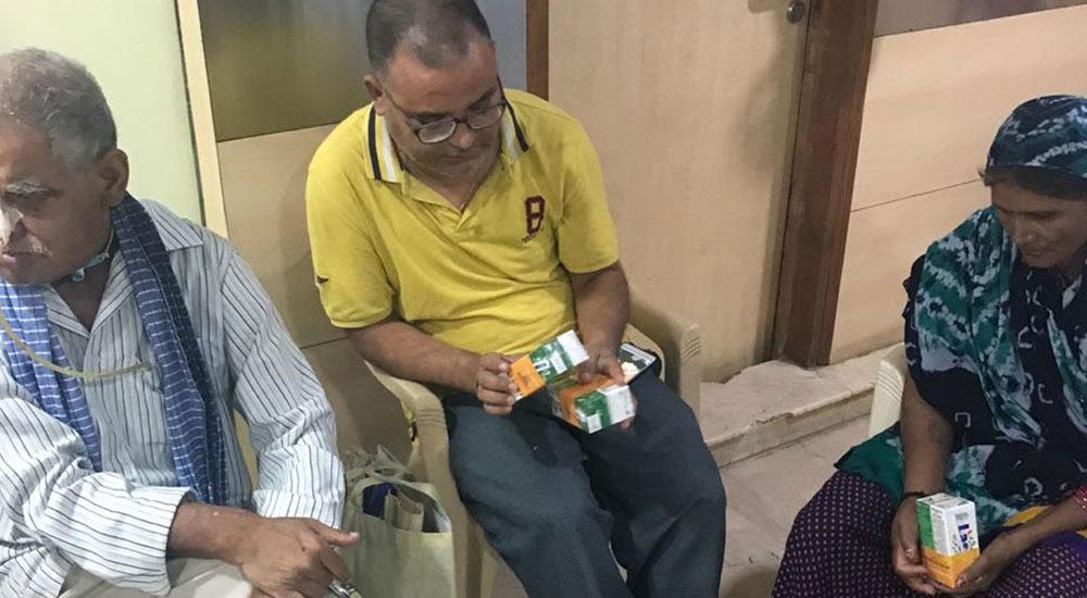 National Cancer Survivor Day at Shanti Mukand Hospital, Delhi