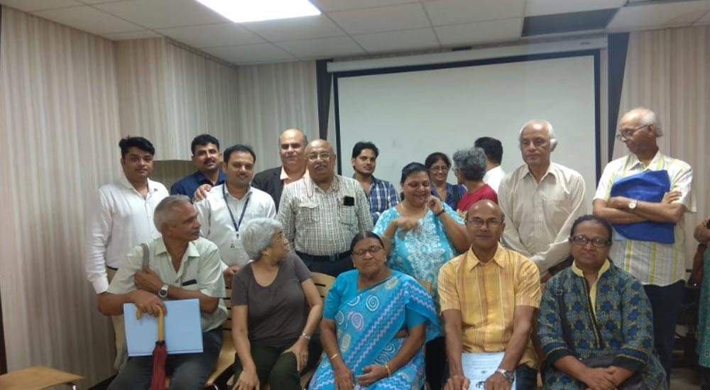 Cancer Awareness Program at Holy Family Hospital, Mumbai