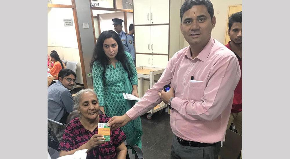 National Cancer Survivor Day at Sir Ganga Ram Hospital, New Delhi