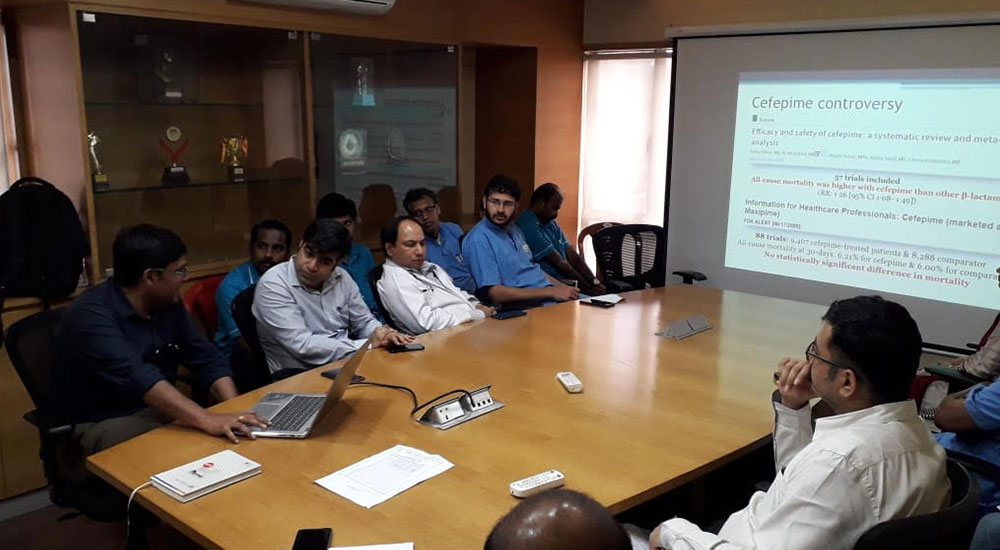 CME on Haematological Malignancies at Ruby General Hospital, Kolkata