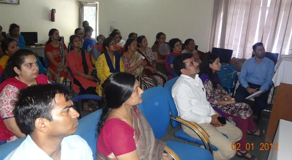 Cancer Awareness Program at Air Force School, Gurgaon