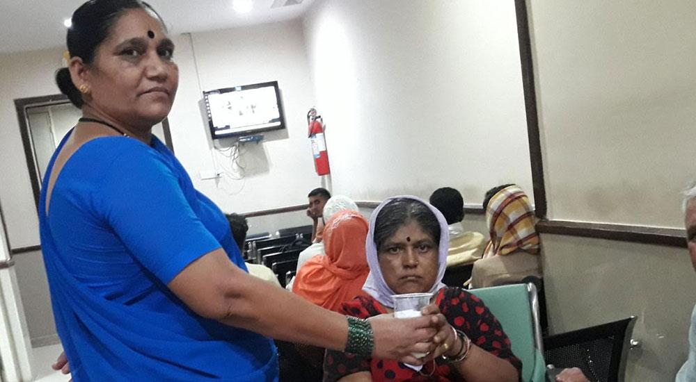 Glutam Camp at Kamalnayan Bajaj Hospital, Aurangabad