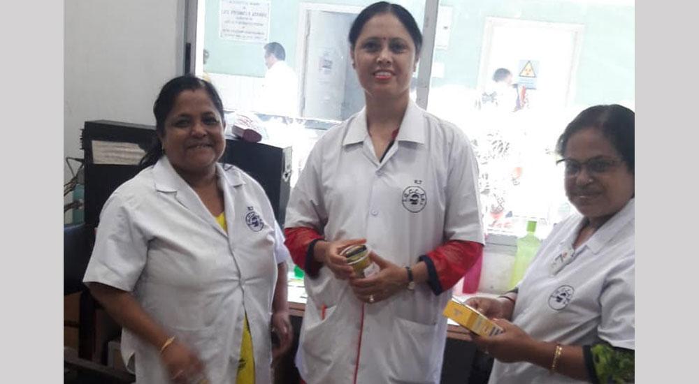 Glutam Camp at Saroj Gupta Cancer Centre & Research Institute, Kolkata