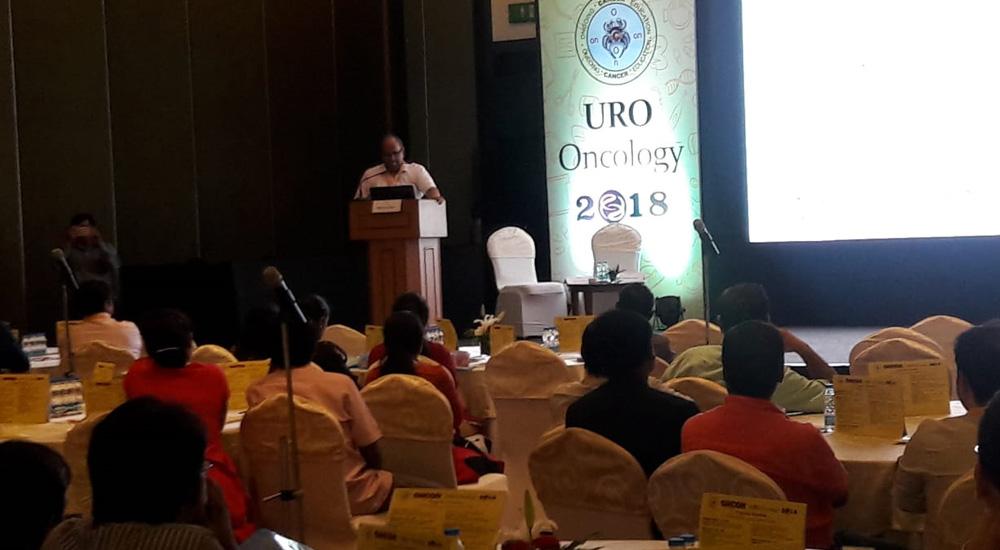 URO Oncology 2018, Kolkata