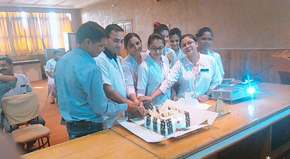 Nurses Training Program Cum Book Launch, Lucknow