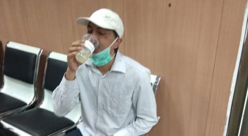 Glutam Camp at RGCI, New Delhi