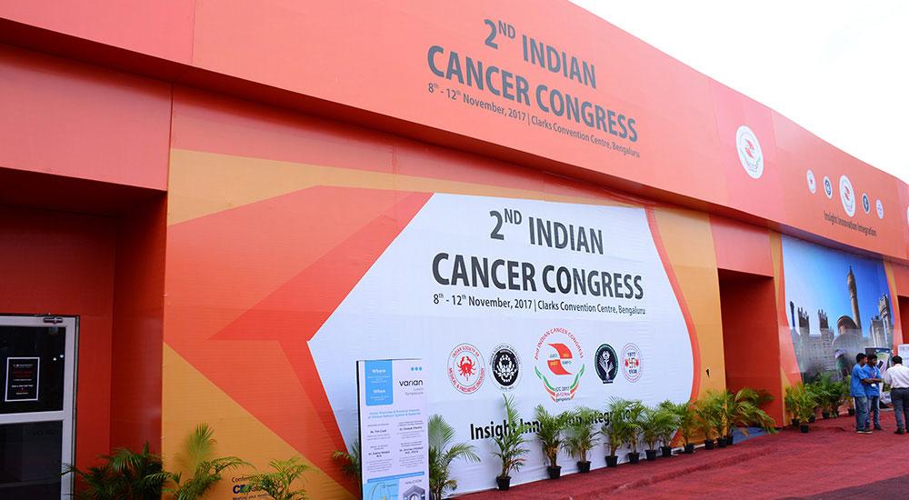 Indian Cancer Congress, 2017