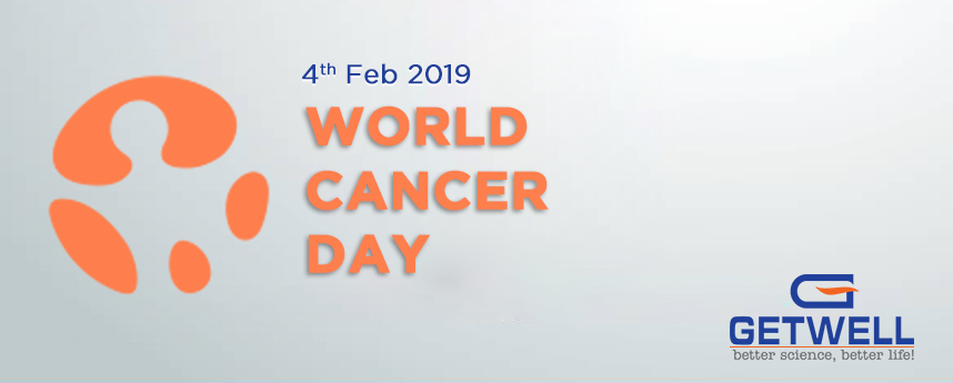 World Cancer Day on 4th February 2019
