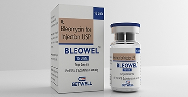 Launched Bleomycin for injection in 2017