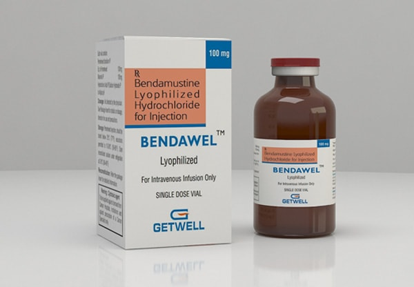 Bendamustine Hydrochloride for Injection 100 mg