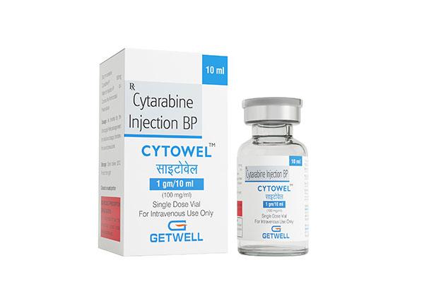 Cytarabine For Injection 1gm/10ml