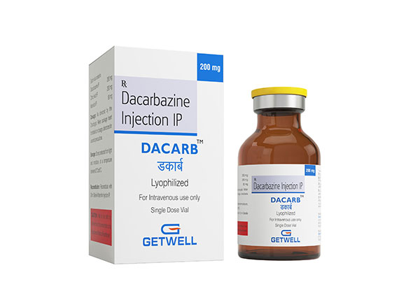 Dacarbazine 200mg for Injection