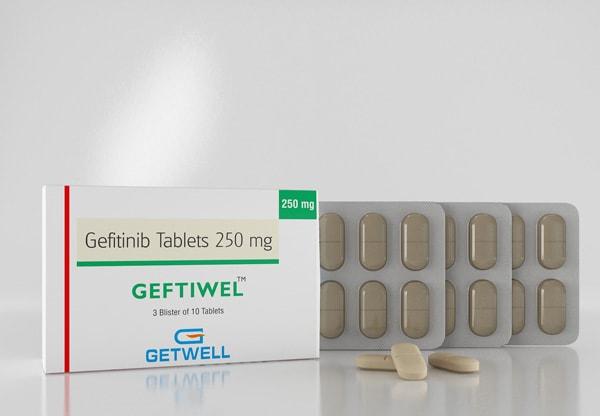 Gefitinib Tablets 250mg