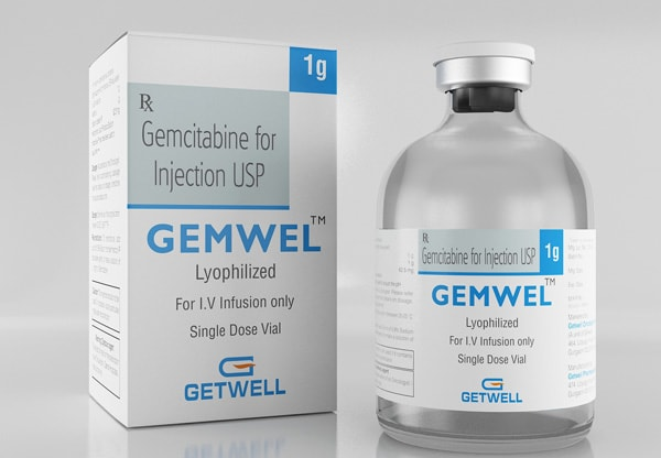 Gemcitabine for Injection 1 gm
