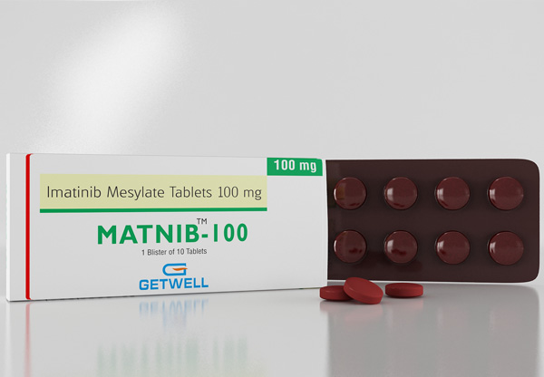Imatinib Mesylate Tablets 100mg