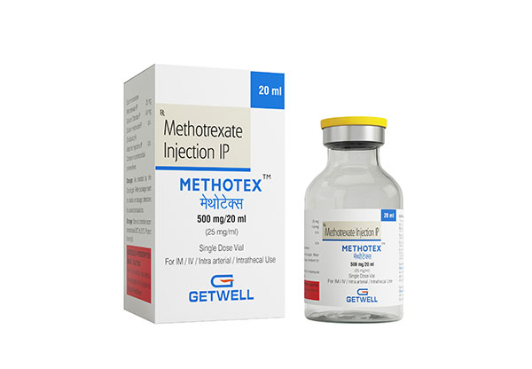 Methotrexate For Injection 500mg/20ml