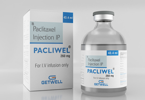 Paclitaxel Injection 260mg / 43.4ml