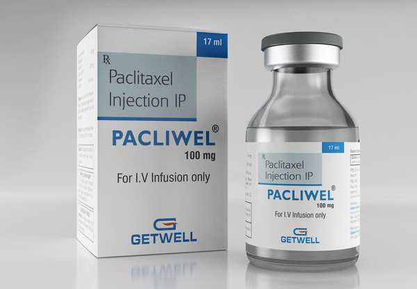 Paclitaxel Injection 100mg / 16.7ml