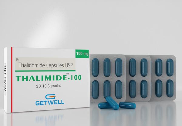 Thalidomide Capsules 100mg