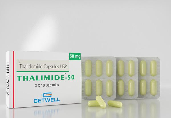 Thalidomide Capsules 50mg