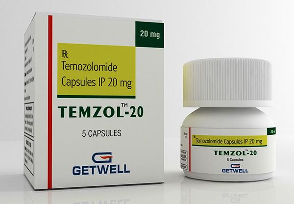 Temozolomide Capsules 20mg