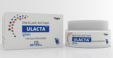 Urea and Lactic acid cream - Ulacta